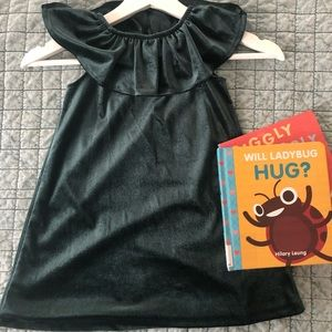 Green dress 3T old navy